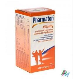 PHARMATON Pharmaton Vitality Capsules Nf Caps 100