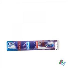 ORALB ORAL B BROSSE WHITE LUXE PRO-FLEX 38 MEDIUM