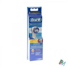 Oral B Oral B Refill Eb20-4 Eb25-1 Brush Set 5