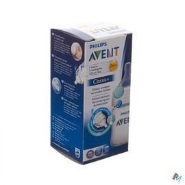 AVENT Avent Zuigfles Classic+ Pp 125ml