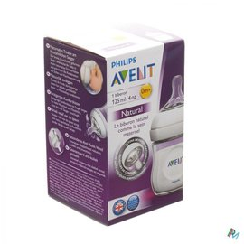 AVENT Avent Zuigfles Natural 125ml