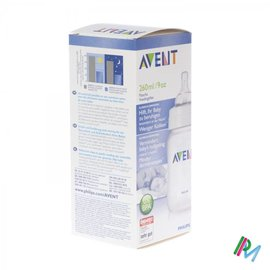 AVENT Avent Zuigfles Natural 260ml