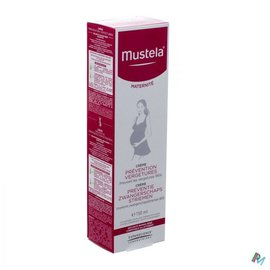 MUSTELA MUSTELA MAT CR PREVENTIE ZWANG.STRIEM.PARF 150ML