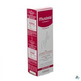 MUSTELA MUSTELA MAT GEL LICHTE BENEN 125ML