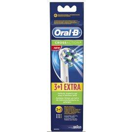 ORALB ORAL B REFILL CROSSACTION 3+1
