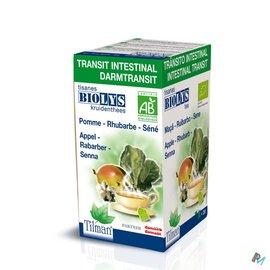 Biolys Biolys Appel-rabarber Bio Tea-bags 20
