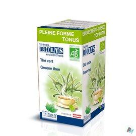 Biolys Biolys Groene Thee Bio Tea-bags 20