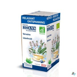 Biolys Biolys Verveine Bio Tea-bags 20