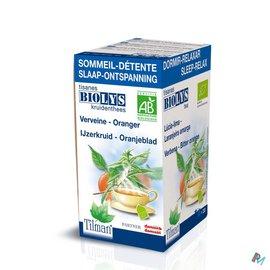 Biolys Biolys Verveine-oranger Bio Tea-bags 20