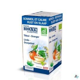 Biolys Biolys Tilleul-oranger Bio Tea-bags 20