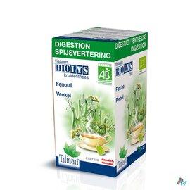 Biolys Biolys Fenouil Bio Tea-bags 20