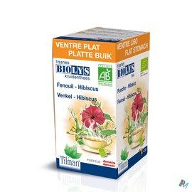 Biolys Biolys Fenouil-hibiscus Bio Tea-bags 20