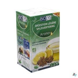 Biolys Biolys Aroma+ Digestion Kruidenthee Zakje 20