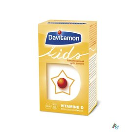 DAVITAMON Davitamon Kids Banane 60 Comp V1