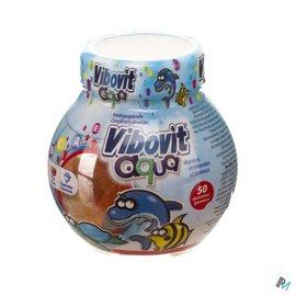 Teva Vibovit Junior 4+ Aqua Gummies 50