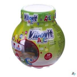 Teva Vibovit Junior 4+ Abc Gommes 50