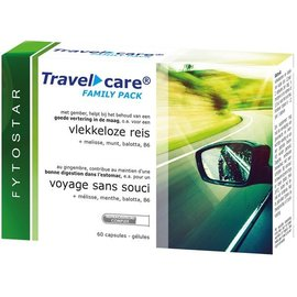 Fytostar Fytostar Travel Care Family Pack Caps 60