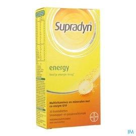 Bayer Supradyn Energy Bruistabletten 30