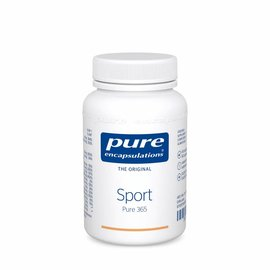 Pure Encapsulations Sport Pure Caps 60