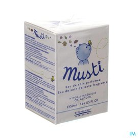 MUSTELA Mustela Bb Mustie Verzorgingswater Spray 50ml