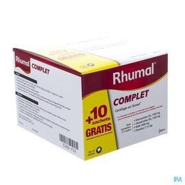Merck Rhumal Complet Zakje 90+10 Promo
