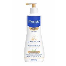 MUSTELA Mustela Ps Lait De Toilette Nf Fl Pompe 500ml
