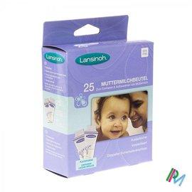 LANSINOH Lansinoh Bewaarzakjes Voor Moedermelk 25 99204
