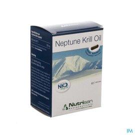 NUTRISAN Neptune Krill Oil Licaps V-caps 60 Nutrisan