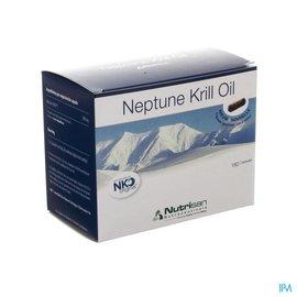 NUTRISAN Neptune Krill Oil Licaps V-caps 180 Nutrisan