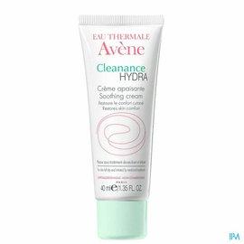 AVENE Avene Cleanance Hydra Creme Verzachtend Nf 40ml