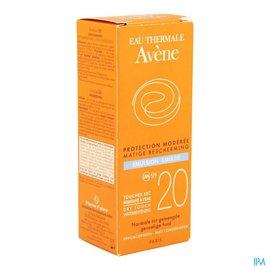 AVENE Avene Zon Emulsie Ip20 Z/parabeen 50ml