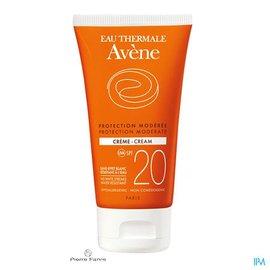 AVENE Avene Zon Creme Ip20 Z/parabeen 50ml