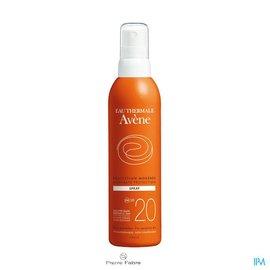 AVENE Avene Zon Spray Ip20 Z/parabeen 200ml