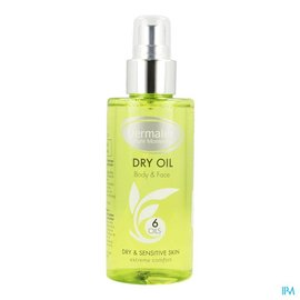 Dermalex Dermalex Pure Moments Droge Olie 150ml Promo -3€
