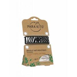 PARAKITO Para'kito Wristband Graffic Ethnic&geom Zebra