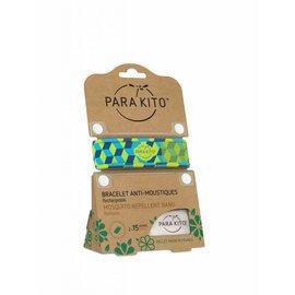 PARAKITO Para'kito Wristband Graffic Ethnic&geom Cubes