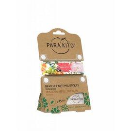 PARAKITO Para'kito Wristband Graffic Jun&trop Flowery