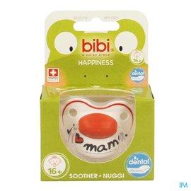 BIBI Bibi Fopspeen Hp I Love Mama 16m+