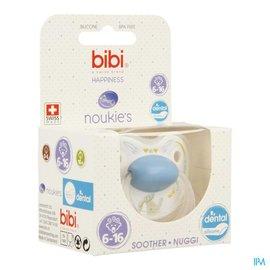 BIBI Bibi Sucette Hp Dental Noukie Bao&wapi 6-16m