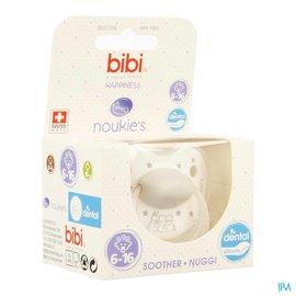BIBI Bibi Noukie's Sucette Dental Stars Ng 6-16m