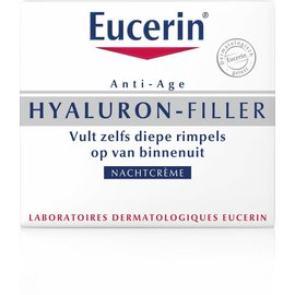 EUCERIN Eucerin Hyaluron Filler Nachtcreme Nf 50ml