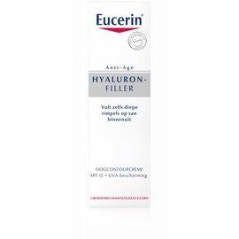 EUCERIN Eucerin Hyaluron Filler Creme Oogcontour 15ml