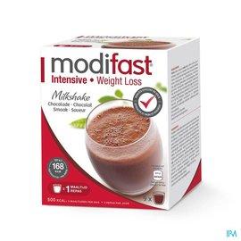 MODIFAST Modifast Milkshake Chocola Zakje 9