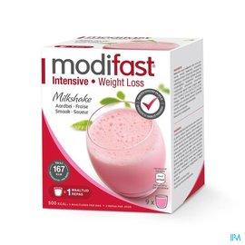 MODIFAST Modifast Milkshake Fraise Sach 9