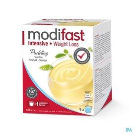 MODIFAST Modifast Pudding Vanille Zakje 9