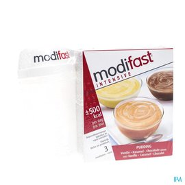 MODIFAST Modifast Intensive Pack Mix(pudding+shakes+shaker)