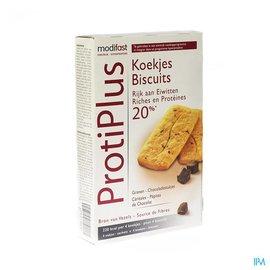 MODIFAST Modifast Protiplus Koekje Granen-chocolastuk. 200g