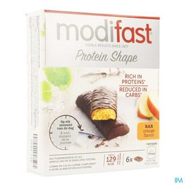 MODIFAST Modifast Control Reep Sinaas-pure Chocolade 6