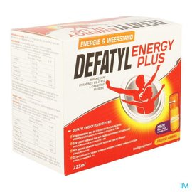 Defatyl Energy Plus 15x15ml