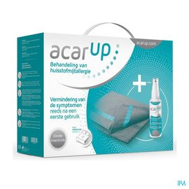Acar'up Acar Up Acarien Kit Duo 2 Textiles + Vapo 100ml